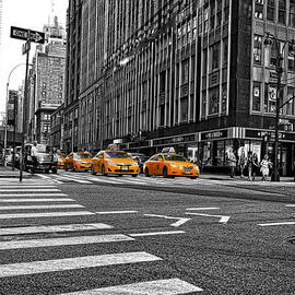 Time Square by Peter Lakomy