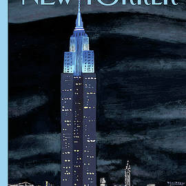 New Yorker November 19th, 2012 by Mark Ulriksen