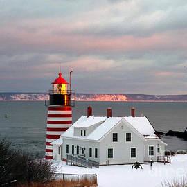 Alana Ranney - West Quoddy Head Lighthouse