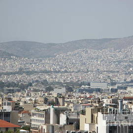 Athens by Chani Demuijlder