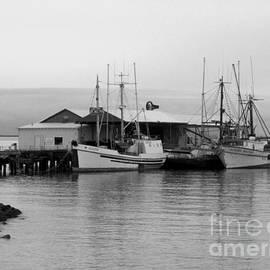 3 Fishing Boats by Barbara Henry