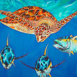 Daniel Jean-Baptiste - Green Sea Turtle