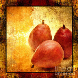 Andee Design - 3 Little Red Pears Are We 2