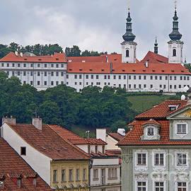 Ann Horn - Monastery on the Hill