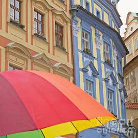 Ann Horn - Rainy Day in Prague