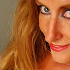 Self Portrait - My Mischievous Side by Jani Freimann