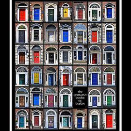 Joe Paul - The Georgian Doors of Dublin