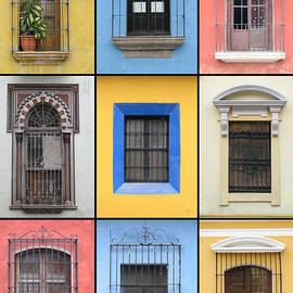 Windows of Guatemala by Kara Morrison