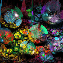 Peggi Wolfe - 3D Bubble Garden