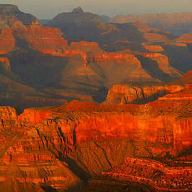 Stephen  Vecchiotti - Grand Canyon Sunset