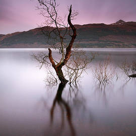 Maria Gaellman - Loch Lomond Sunset