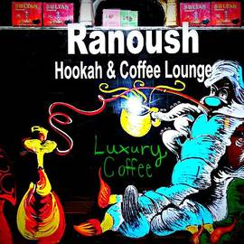 Kelly Awad - Ranoush Hookah and Coffee Lounge