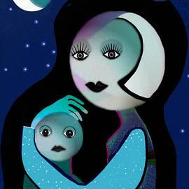 Irmgard Schoendorf Welch - 433 - Moonmotherchild
