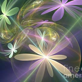 Svetlana Nikolova - Ethereal flowers