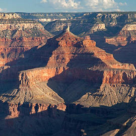 Yavapai Point Grand Canyon National Park by Fred Stearns