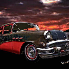 53 Buick Special Two Door by Chas Sinklier