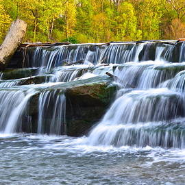 Berea Falls by Frozen in Time Fine Art Photography