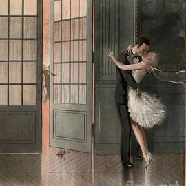 The Advertising Archives - La Vie Parisienne 1929 1920s France Cc
