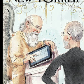 New Yorker October 17th, 2011 by Barry Blitt