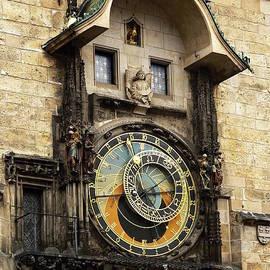 Pavel Jankasek - Astronomical Clock