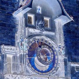 Pavel Jankasek - Prague - Astronomical Clock