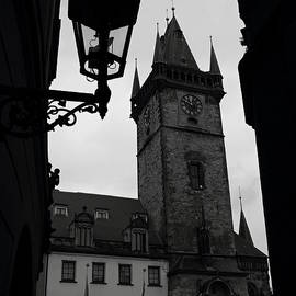 Pavel Jankasek - Prague - Old town hall
