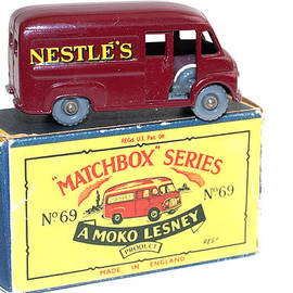 Matchbox 1-75 by Gunter Nezhoda