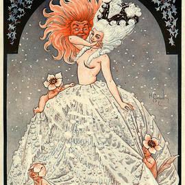 The Advertising Archives - La Vie Parisienne  1920 1920s France