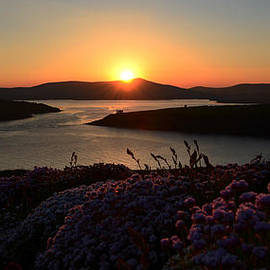 Sunset Dingle by Barbara Walsh