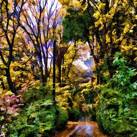 A bit of autumn by Aleksander Rotner