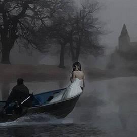 Joseph Juvenal - A Boat in the Fog