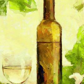Yury Malkov - A Bottle of Wine