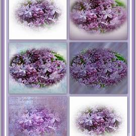 A Bouquet Of Lilacs by Carol Senske