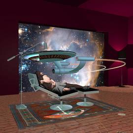 Walter Oliver Neal - A CGI Artist Dreams