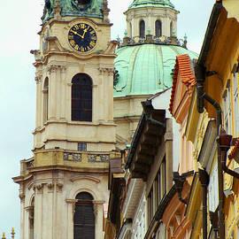 Ira Shander - A Day In Prague