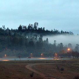 A Foggy Eve by AJ  Schibig