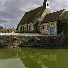 Olivier Le Queinec - A French Village Church