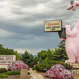 A Fun Welcome To Vernal by Sue Smith