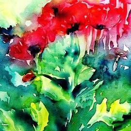 Trudi Doyle - A Haze of Poppies