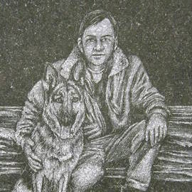 Dennis Pintoski - A Man and His Dog