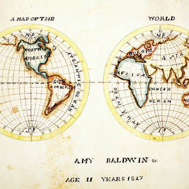 MotionAge Designs - A Map of the World  Amy Baldwin sc