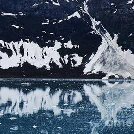 A Unique Reflective Moment In Alaska by Marcus Dagan