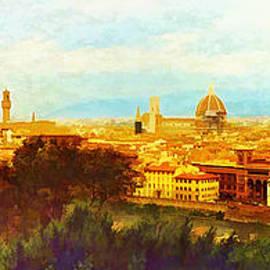 Douglas MooreZart - A Return to Firenze - Florence Italy
