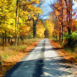 A Road Less Travelled by Allen Beatty