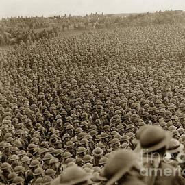 California Views Mr Pat Hathaway Archives - A sea of helmets World War One Circa 1918