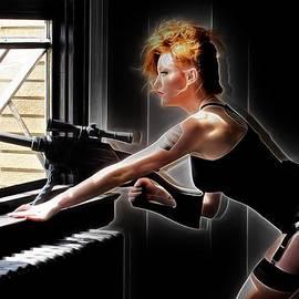 A Sexy Assassin by Jon Volden