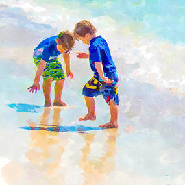 A Summer To Remember Iv by Susan Molnar