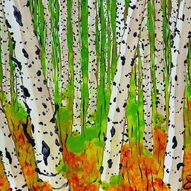 Jackie Carpenter - A Walk Though The Trees