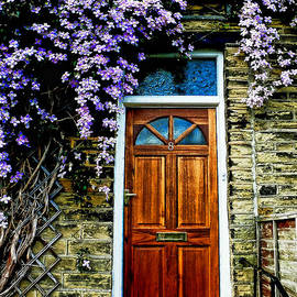 A Yorkshire Door by Stuart Harrison