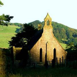 Abandoned Chapel in the Dale  by Nigel Radcliffe